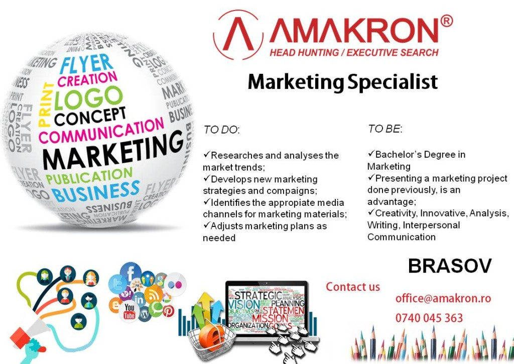 market specialist